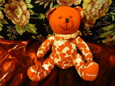 rouge nounours cacharel ,doux doux =collector ..