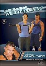 Beginning Weight Training DVD - free shipping!