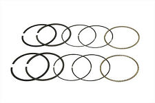 88  Twin Cam Moly Piston Ring Set .020 For Harley-Davidson
