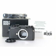 Voigtländer / Voigtlaender Bessa T Meßsucherkamera / Body mit Leica M Bajonett