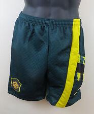 "Umbro Manchester United Pantalones Cortos De Fútbol Soccer GK Vintage 1994 hombres 30"" S Pequeño"
