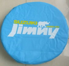 Suzuki Jimny Rhino 4x4 Spare Wheel Tyre Tire Cover Sleeve Bag Pouch 26~27S Blue