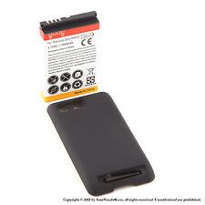 3500mAh Extended Battery for Motorola Defy MB525 Black Cover