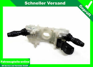 Renault Scenic III Jz0 Steering Column Switch Indicator Wiper Radio 255670019R