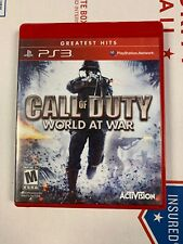 Call of Duty: World at War by Activision Inc.
