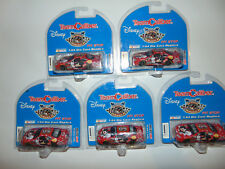 5) NASCAR Disney Daytona 500 Team Caliber Pit Stop 2005 Mickey Mouse 1:64 Scale