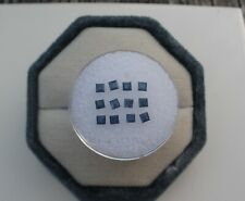 12 Blue Sapphire Princess Loose Faceted Natural Gems 2mm each