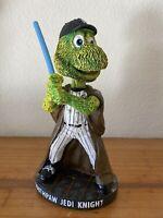 Chicago White Sox Southpaw Jedi Knight Star Wars Night SGA Mascot Bobblehead NIB