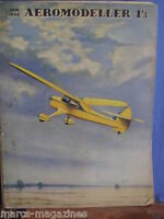 AEROMODELLER JANUARY 1948  RUPERT C MOORE   MODEL AIRCRAFT MAGAZINE
