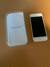 Apple iPod Touch 5th Generation Yellow (16Gb) Locked