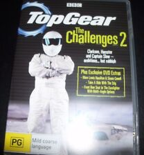 Top Gear Challenges 2 (Australia Region 4) DVD - Like New