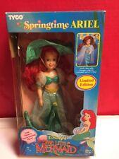 Tyco Springtime Ariel Disney's Little Mermaid Doll Figure Limited Edition