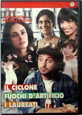 Dvd Cofanetto Leonardo Pieraccioni 3 dischi Cecchi Gori Usato
