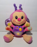 Touch And Learn Musical Bee VTech Baby Learning Developmental Music Plush Toy