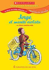 Jorge El G Ciclista... Y Cinco Cuentos MAS NEW DVD