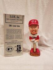 RARE 1998 Mark McGwire SAMS RED UNIFORM Bobblehead, St. Louis Cardinals, MINT!