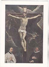 "*Postcard-""Saint Francis & A Novice""  (#140)"