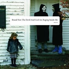 Brand New-The Devil & God Are Raging Inside Me (2Lp)  (UK IMPORT)  VINYL NEW