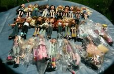 ☆ 26 Huge Lot of Bratz Dolls,  Extra & animals & furniture all clothed~clean F/S