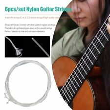Nylon Silver Strings Set for Classical Classic Guitar 1M 1-6 E B G D A E Z1