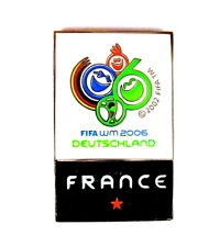"SPORT PIN/PINS-FIFA WORLD CUP 2006 ""Francia"""