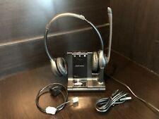 Plantronics Savi Wireless Stereo Headset WO2