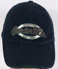 Navy Blue Gander Mt Outfitters LED Light embroidered baseball hat cap adjustable