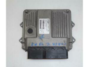 55196354ZK Motorsteuergerät ECU Magneti Marelli OPEL Corsa (C) 1.3 CDTI 16V 70