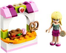 NEW LEGO STEPHANIE'S BAKERY STAND 30113 Set Friends 1x mini-doll store sealed