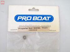 Pro Boat PRB2059 Dado Elica Propeller Nut: SW36, TC31 modellismo