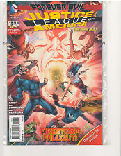 JUSTICE LEAGUE OF AMERICA #13 COMBO PACK NEW 52, NM (April 2014, DC Comics)