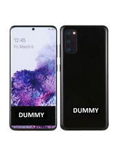 TELEFONO FINTO DUMMY SCHERMO COLORATO REPLICA Samsung Galaxy S20 5G NERO