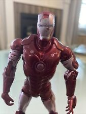 Marvel Legends REPULSOR RED IRON MAN 6? MARK 3 Prototype 2008