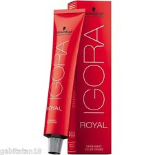 Schwarzkopf Igora Royal Hair Color 60ml - IGORA ROYAL HAIR COLOUR