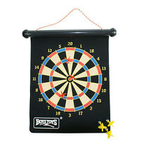 Magnetic Dart Board Dartboard Game with 6 Darts Great Fun for Kids Childrens New