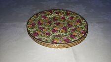 Royal albert old country roses chintz 4 salad plates