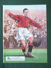 JACK ASTON - MANCHESTER UNITED PLAYER -1 PAGE PICTURE-CLIPPING /CUTTING