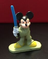 Mini Star Wars Park Series 4 Jedi Mickey Mouse Disneykin 2005 Disney