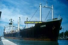 ap1032 - Panamanian Cargo Ship - Lugano , built 1968 ex Tamworth - photo 6x4