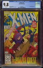 X-MEN #21 CGC 9.8  WHITE PAGES  1993     COMIC KINGS