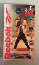 REEBOK AERO STEP    VHS VIDEOTAPE