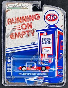 GREENLIGHT 1995 FORD ESCORT RS COSWORTH STP RUNNING ON EMPTY SERIES 12