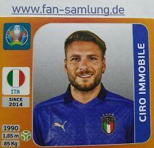 Panini EURO 2020 / 2021 - Sticker 29 - Ciro Immobilie - Italien - ITA  EM