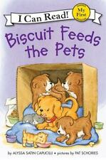 My First I Can Read: Biscuit Feeds the Pets by Alyssa Satin Capucilli (2016,...