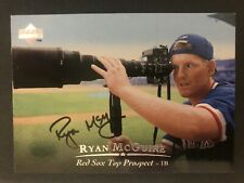 1995 Upper Deck SIGNED: Ryan McGuire, RED SOX