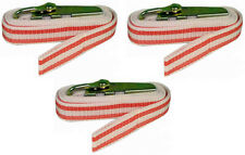New ListingBst6 Banding Straps For Molds & Other Banding Applications, 6 Ft, Orange, 3 Pack