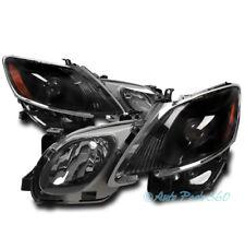 FOR AFS/HID 06-11 LEXUS GS300 GS430 PROJECTOR HEADLIGHTS HEADLAMP LAMP BLACK NEW