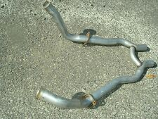 1969 FORD FAIRLANE TORINO CYCLONE MONTEGO 351W EXHAUST SYSTEM W H PIPE USA MADE