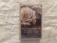 Francesco De Gregori – Prendere E Lasciare - Musicassetta Sigillata