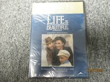 Life is beautiful sealed collectors edition Dvd Out Of print